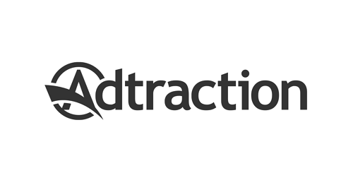 AdTraction - Logo
