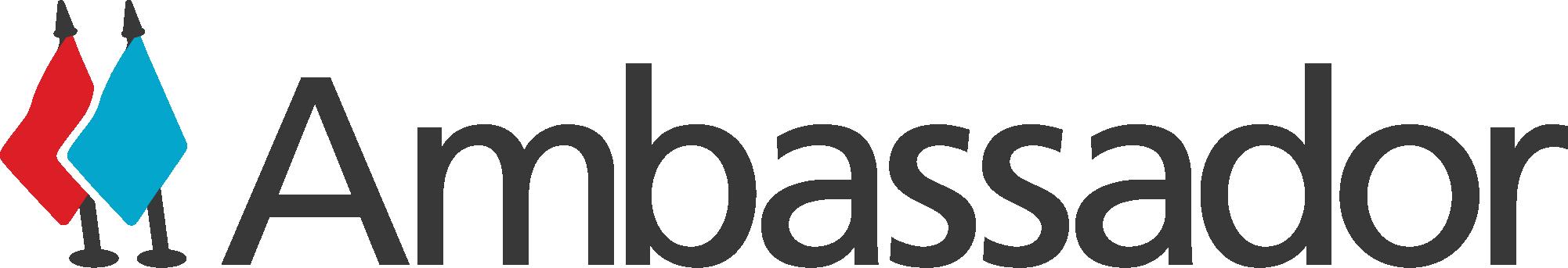 GetAmbassador - Logo