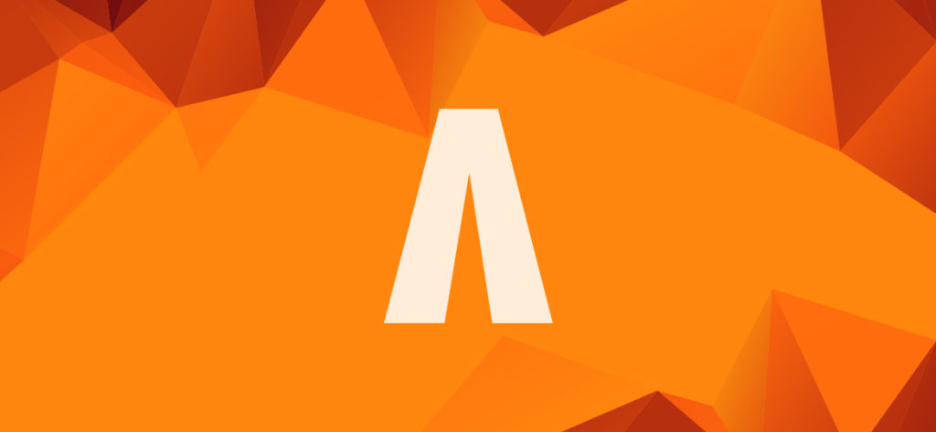 Orange Affluent Header Image