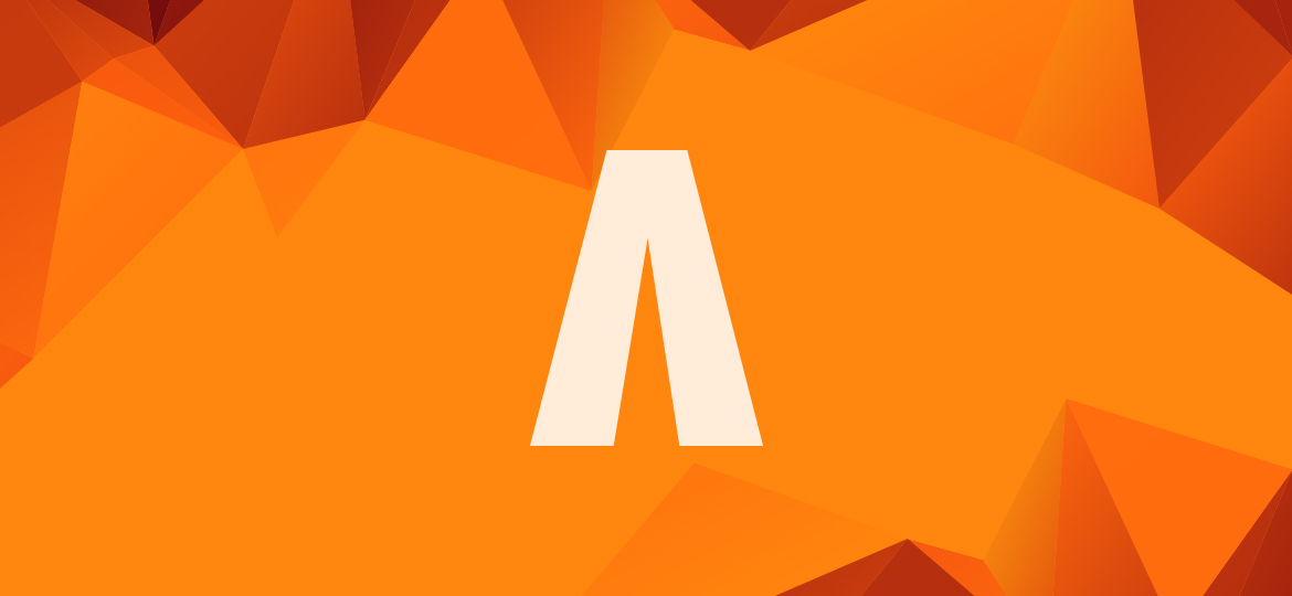 Orange Affluent Header Image